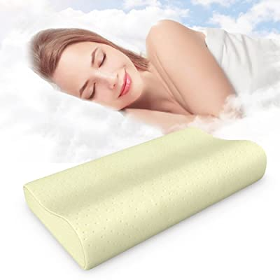 ESEOE Contour Memory Form Pillow Review