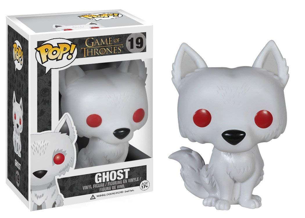 Funko POP Game of Thrones Ghost Vinyl Figure