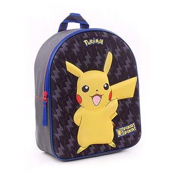 Vadobag Pokémon Rucksack - Pikachu (3D Relief) [Importación Alemana]: Amazon.es: Juguetes y juegos