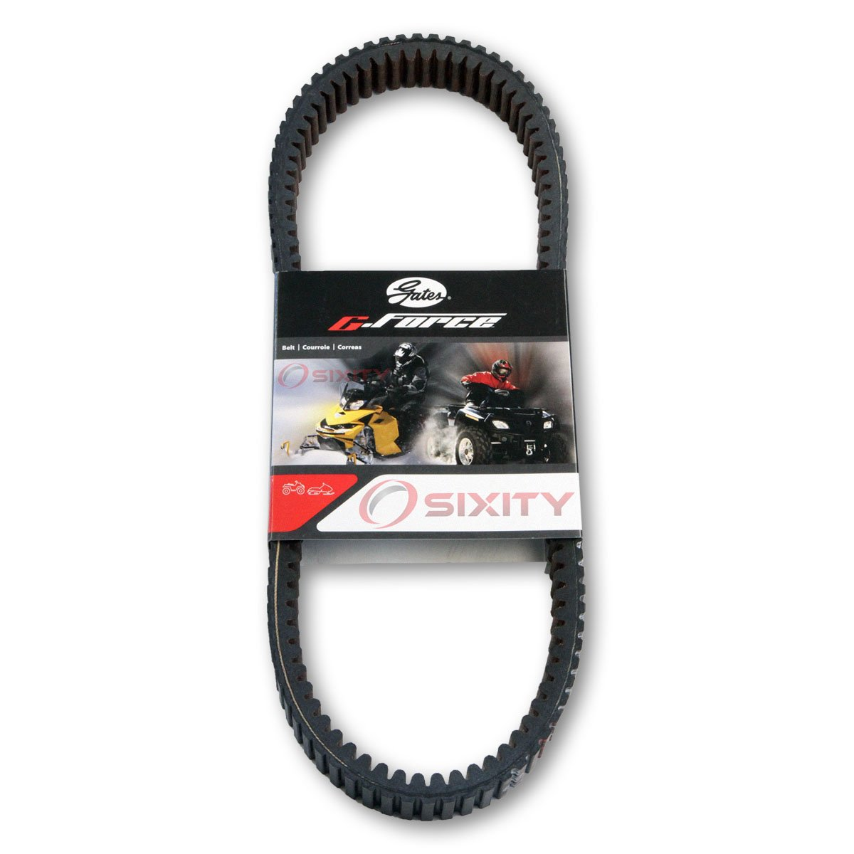 Gates Drive Belt 2013-2014 Polaris Ranger 800 EFI G-Force Kevlar Aramid CVT OEM Upgrade Heavy Duty