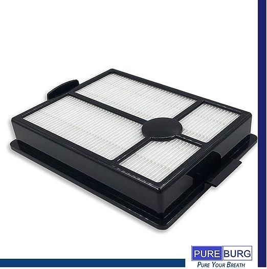 Pureburg - Filtro HEPA de Repuesto para Rainbow R7292 Rexair E ...