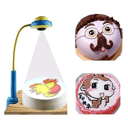 Cake proyección lámpara para proyector farol de auxiliar de ...