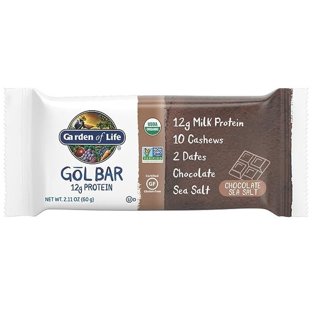 Garden of Life Organic GOL Bars