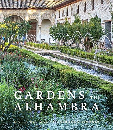 Gardens of the Alhambra (Alhambra Fountain)
