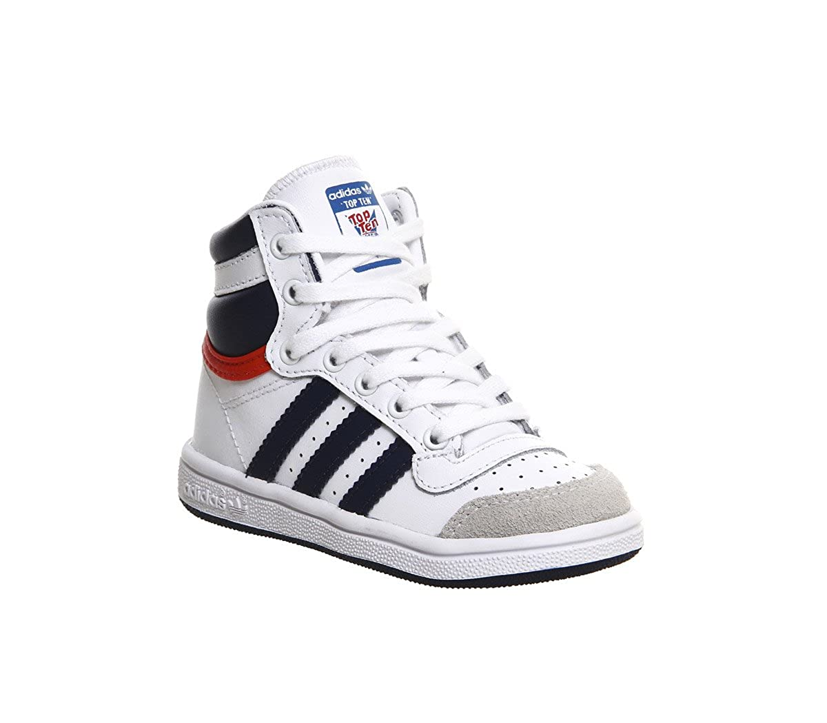 adidas Scarpa Bambino Top Ten Hi I M25303 (21): Amazon.it