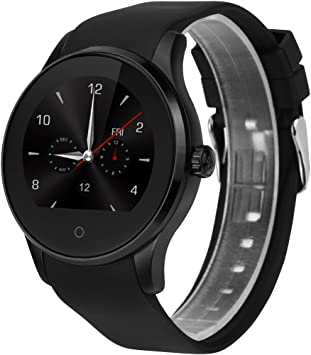 Excelvan K88S - Smartwatch Reloj Pulsera Deportiva (2G Nano Sim ...
