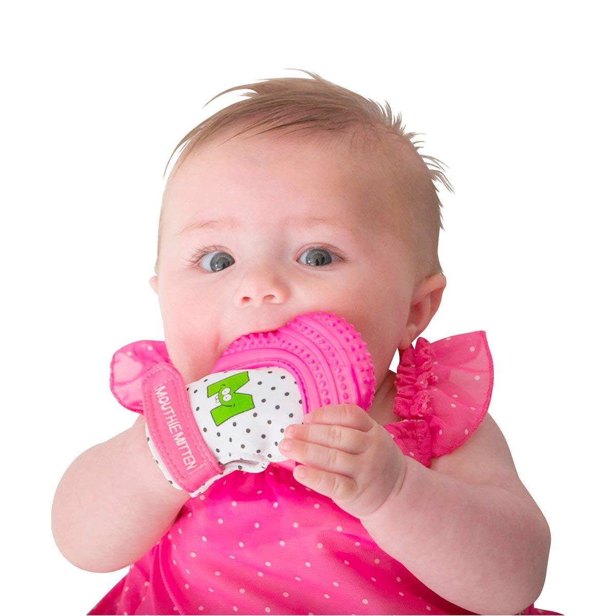 Malarky Kids Il Guanto da Dentizione Originale Lavabile in Lavatrice In  Molti Colori Bpa Gratis  Amazon.it  Prima infanzia 16a074a46c22