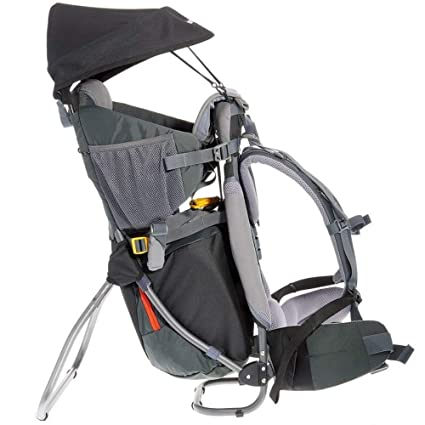 arrives buy cheap buying new DEUTER Kid Comfort Plus Baby Carrier (One Size, Grey/Black ...