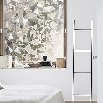aruhe® statische elektrizität fenster milchglasfolie 90 x 200 cm ... - Folie Für Badezimmerfenster