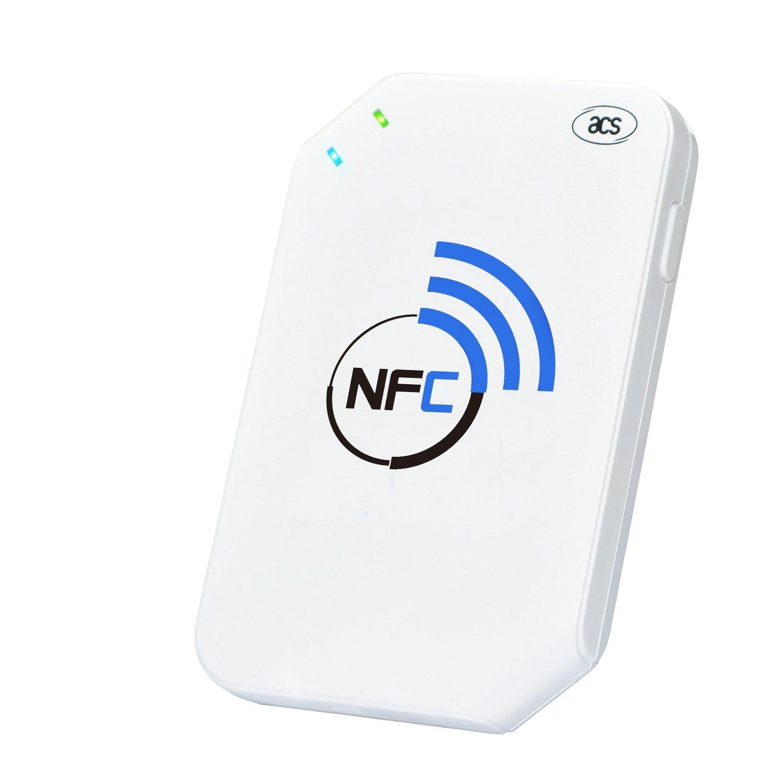 ACR1255U-J1 NFC Bluetooth Lectores de Tarjetas de Memoria ...