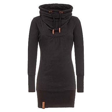 vente chaude en ligne arrive meilleure qualité Naketano Bounce Dat Ass Robe Femme Noir: Amazon.fr ...
