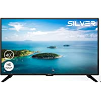 "TV LED SILVER 40"" HD Ready"