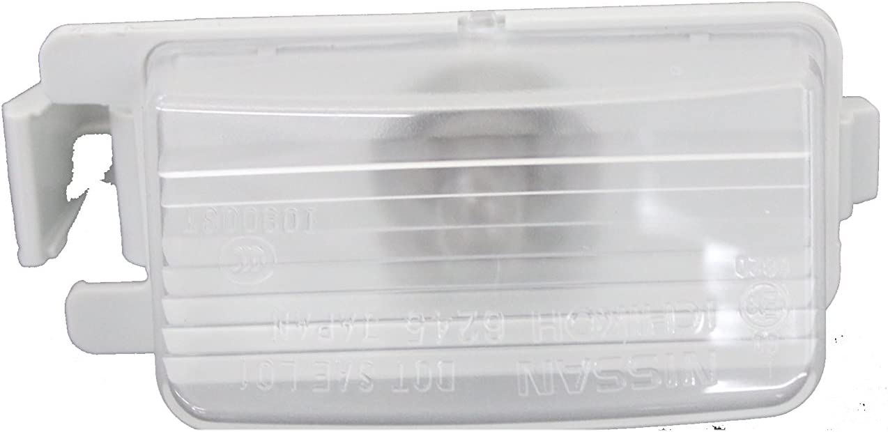 Nissan Genuine 26510-CD00A License Plate Lamp