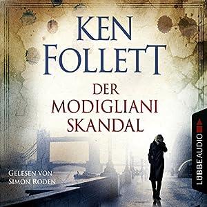 Der Modigliani Skandal Hörbuch