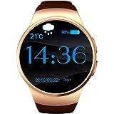 Fitness tracker Smart Watch/Active tracker montre pour enfants/rappel Sédentaire, téléphone portable Bluetooth Smart Watch Kw18e Smart Watch–Glodsmart montre Sport Montre Digital Femme