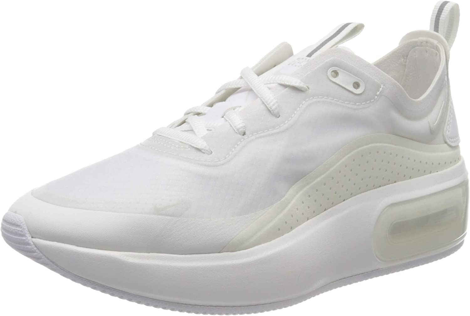 Amazon.com | Nike Womens Air Max Dia Se Womens (8.5) White ...