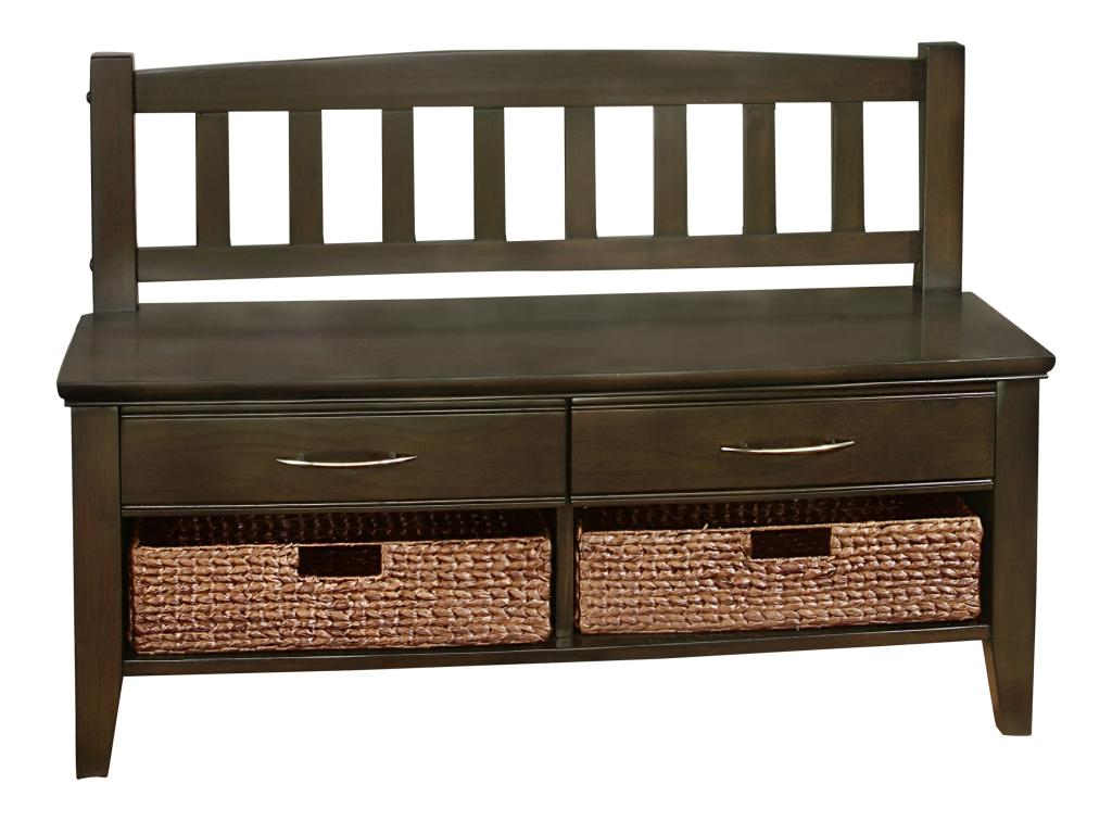 Foyer Storage Drawers : Amazon simpli home williamsburg entryway storage