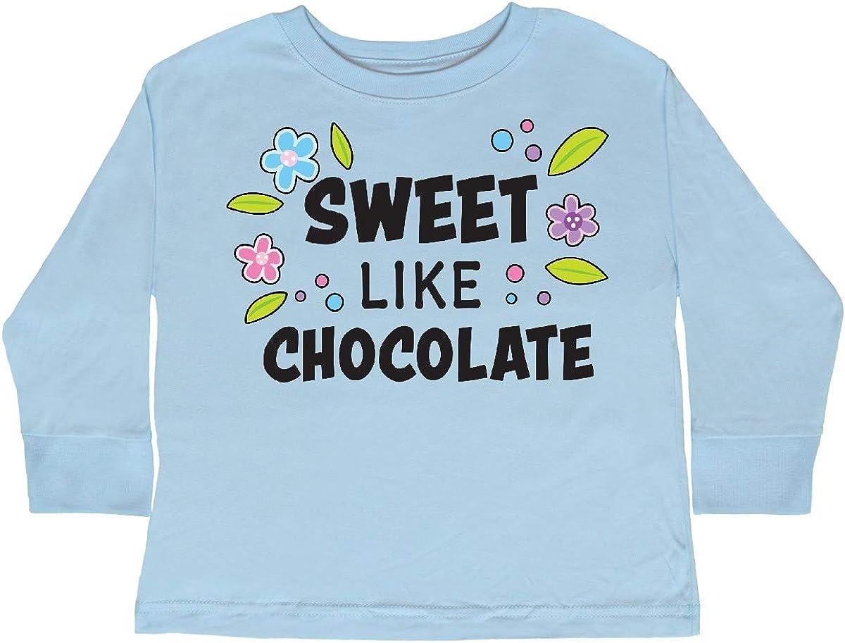 inktastic Sweet Like Chocolate Baby T-Shirt