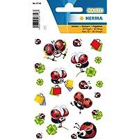Herma 3716 Çocuk Etiketleri, Uğur Böceği