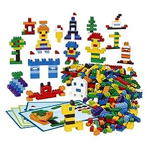LEGO Education 45020 Creative LEGO Brick Set (Pack of 1000) - 615MfR4QlPL - Creative LEGO Brick Set by LEGO Education