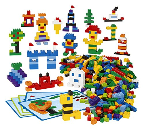 Creative LEGO Brick Set Education