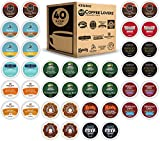 Kitchen & Housewares : Keurig Coffee Lover's Variety Pack Single-Serve K-Cup Sampler, 40 Count