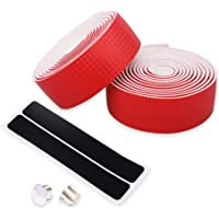 Hiland Bicycle Handlebar Tapes Road Bike Bar Tape Cycling Handle Wraps Lack