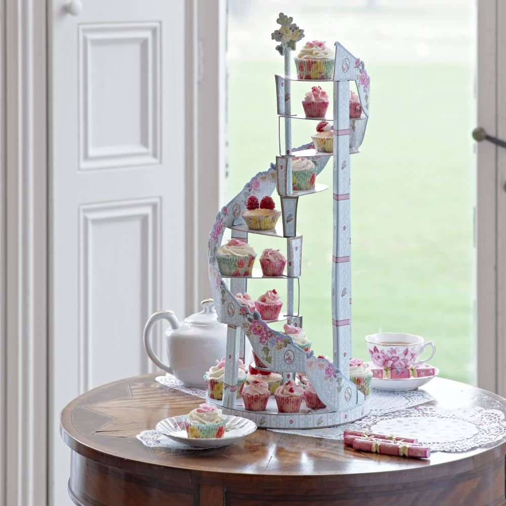 Little Cupcake Boxes Spiral Cupcake Stand Little Cupcake Boxes Company