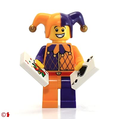 LEGO Series 12 Collectible Minifigure 71007 - Jester: Toys & Games