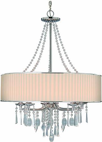 Golden Lighting 89815BRI Chandelier