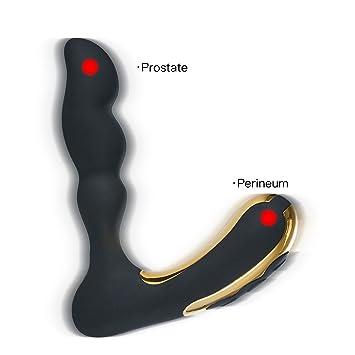 mi esposa estimula mi video de próstata