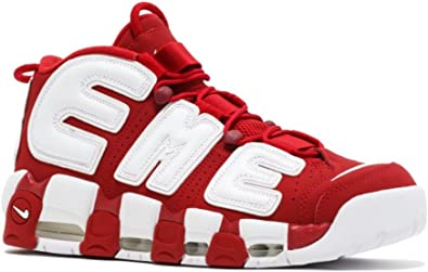 Vamos global favorito  Amazon.co.jp: Nike Air More UPTEMPO 'SUPREME' - 902290-600 (Men's): Shoes &  Bags
