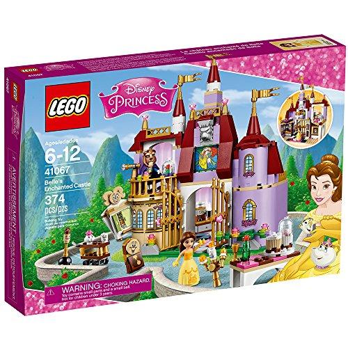 LEGO l Disney Princess Belle's Enchanted Castle 41067 Disney Princess Toy JungleDealsBlog.com