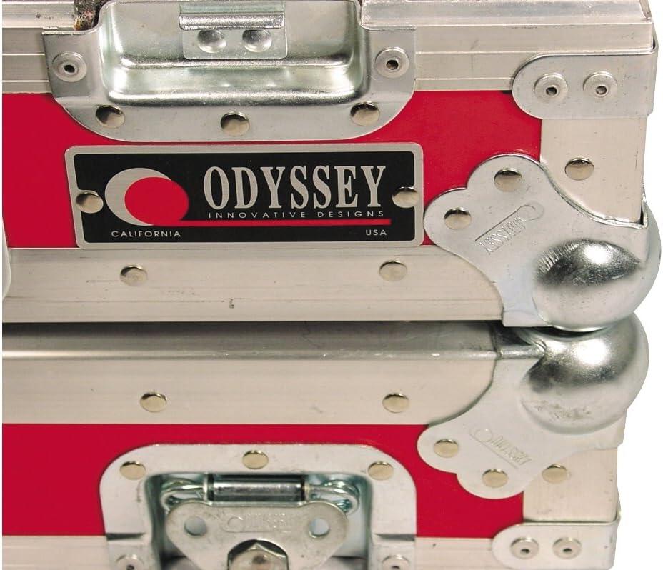 Amazon.com: Odyssey ITF Single Turntable Flite Case, Diamond ...