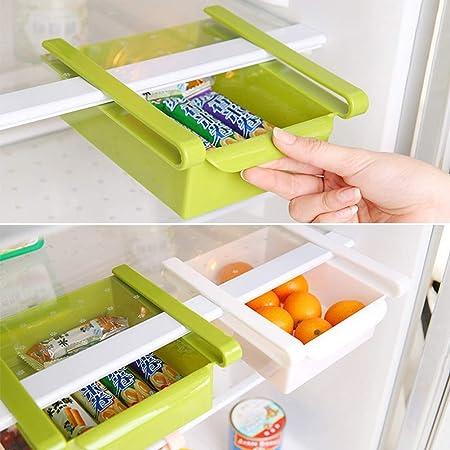 Rack de almacenamiento frigorífico-Slide cocina ordenada del ...