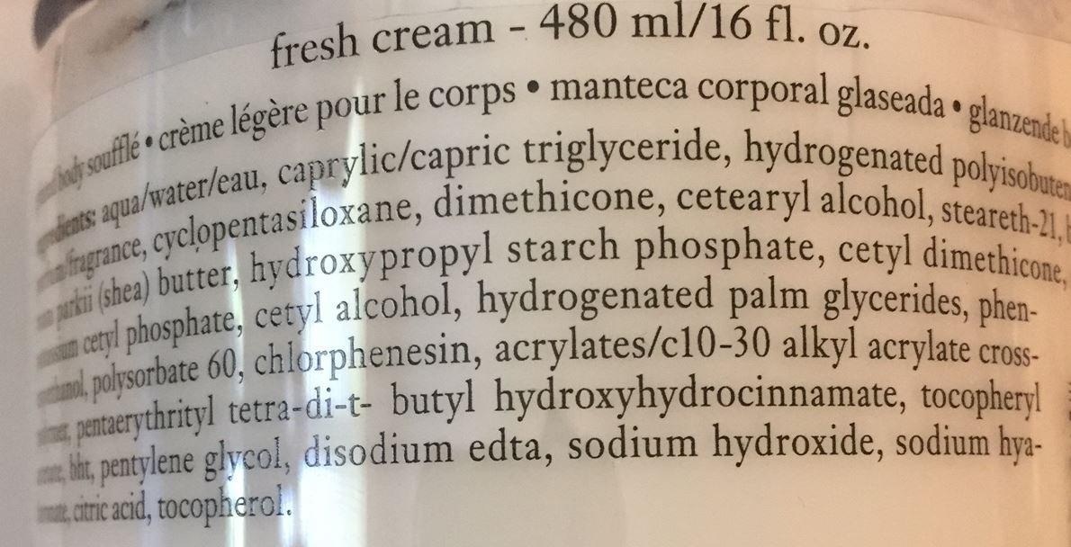 Philosophy Fresh Cream Glazed Body Souffle 16oz by Philosophy (Image #2)