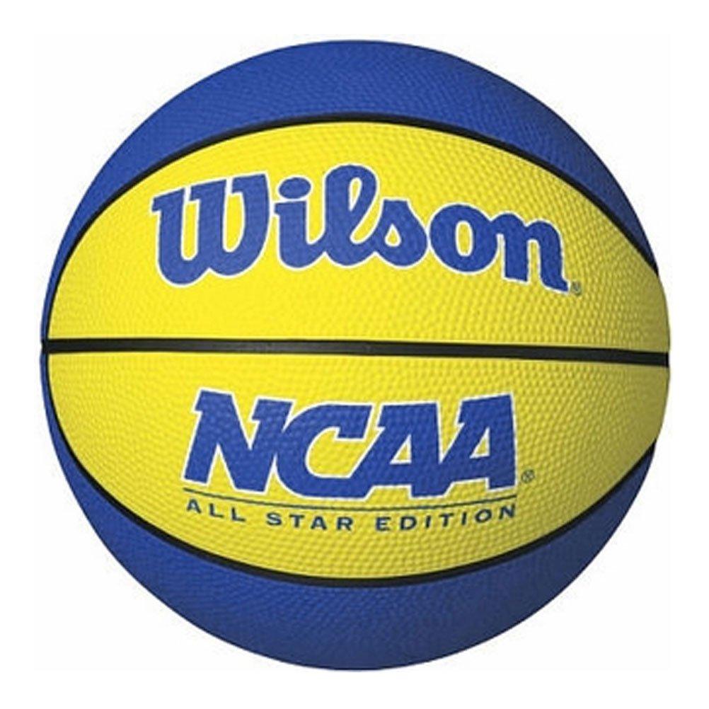 WILSON NCAA con autógrafos de los de pelota de baloncesto Mini ...