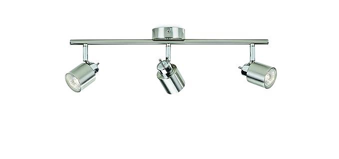 Philips Lighting myLiving Meranti Lámpara de 3 focos, iluminación interior, blanco,