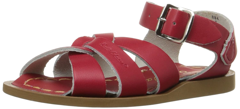 Salt Water wasserfeste Frauen Sandale Original Rot Gr. 36 42
