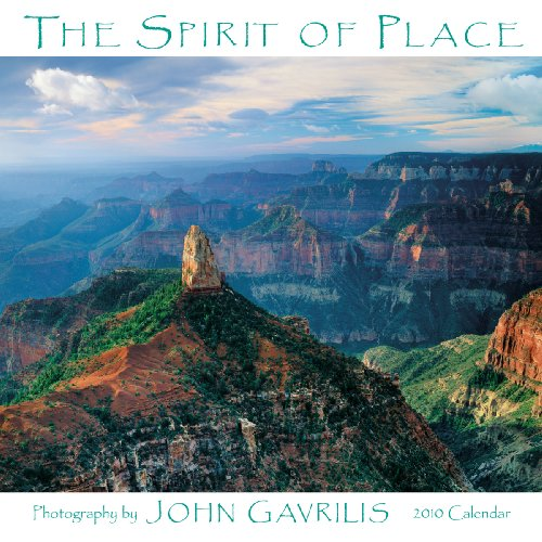 - Spirit of Place 2010 Mini Wall Calendar (Calendar)