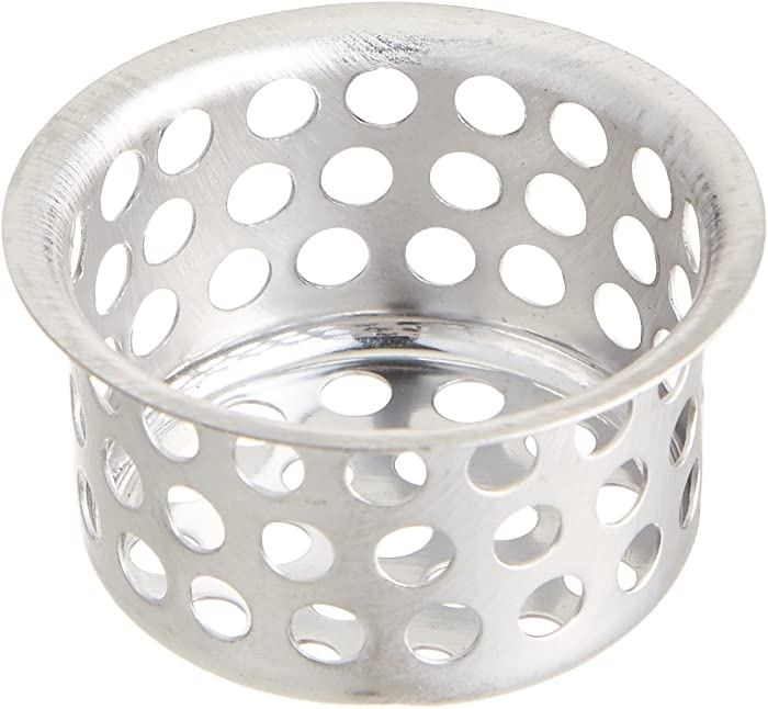 EZ-FLO 30063 Stainless Steel Basin replacement sink basket strainer, 1-1/2-inch