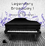 Legendary Broadway 1 - Yamaha Disklavier Compatible Player Piano Music on 3.5'' DD 720k Floppy Disk