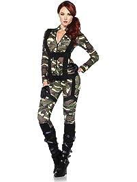 Leg Avenue Sexy Pretty Paratrooper Women's Costume