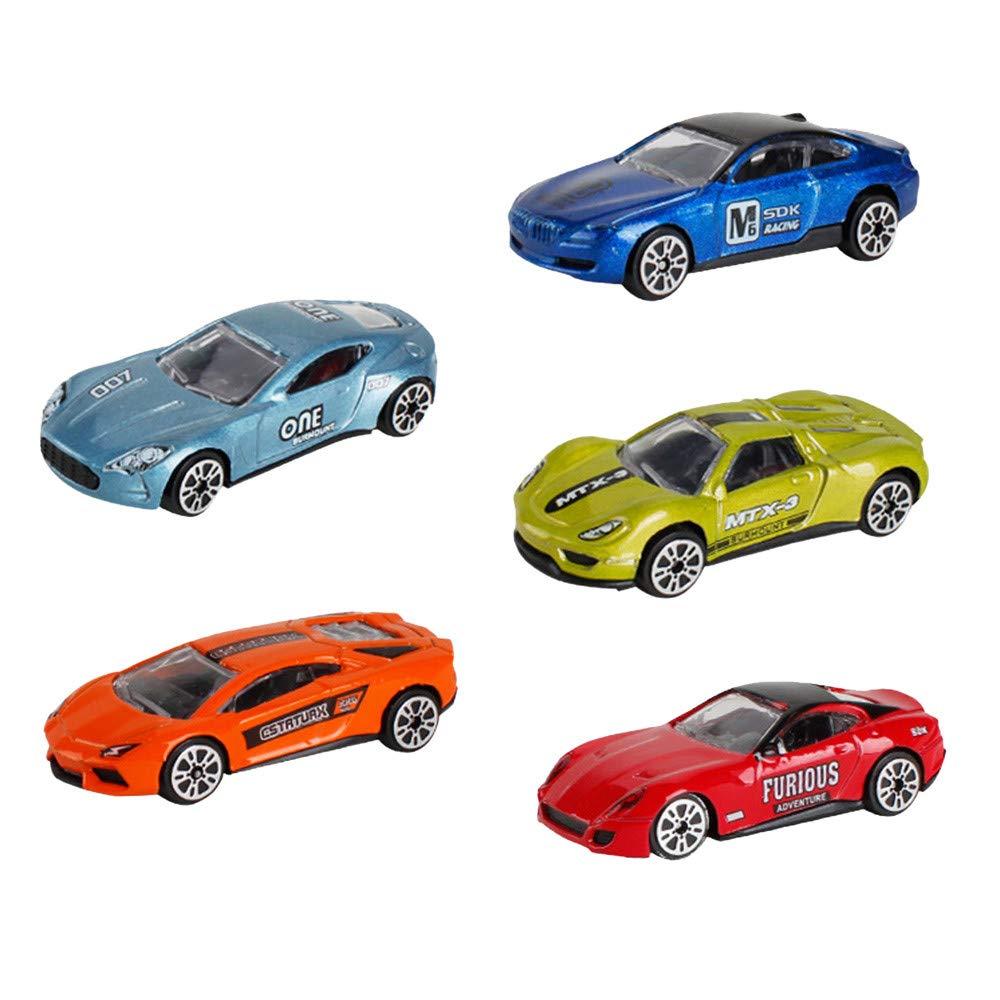 Kinder pädagogisches Spielzeug Slip Legierung Auto Technologie Modell Metall Set Spielzeug Kinder dekorative Geschenke interessante Junge Mini Auto Modell 1 Satz von technischen Modellen Möbel & Zubehör für die frühkindliche Bildung