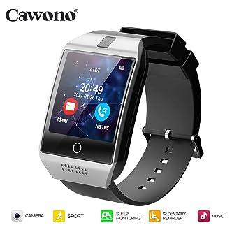 UNIQUS Cawono Q18 Bluetooth Smartwatch Fitness Tracker Smart Watch ...