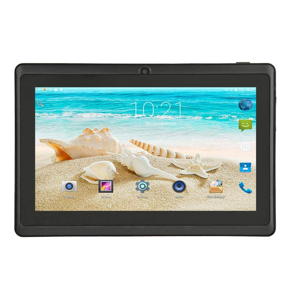 7 Inch G-Sensor Tablet Q88 Android 4.4 A33 Quad Core 4GB ROM 512MB RAM WiFi 1020x800 1.3MP Camera Tablet PC