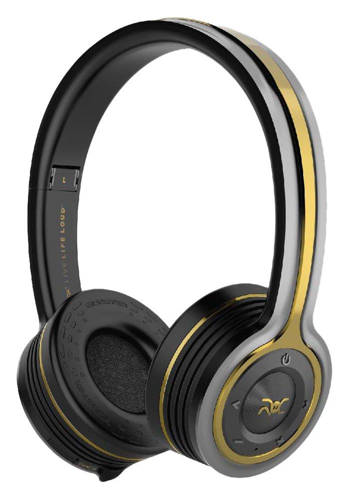 ROC Sport por Cristiano Ronaldo y Monster - Freedom Wireless On-Ear Auriculars