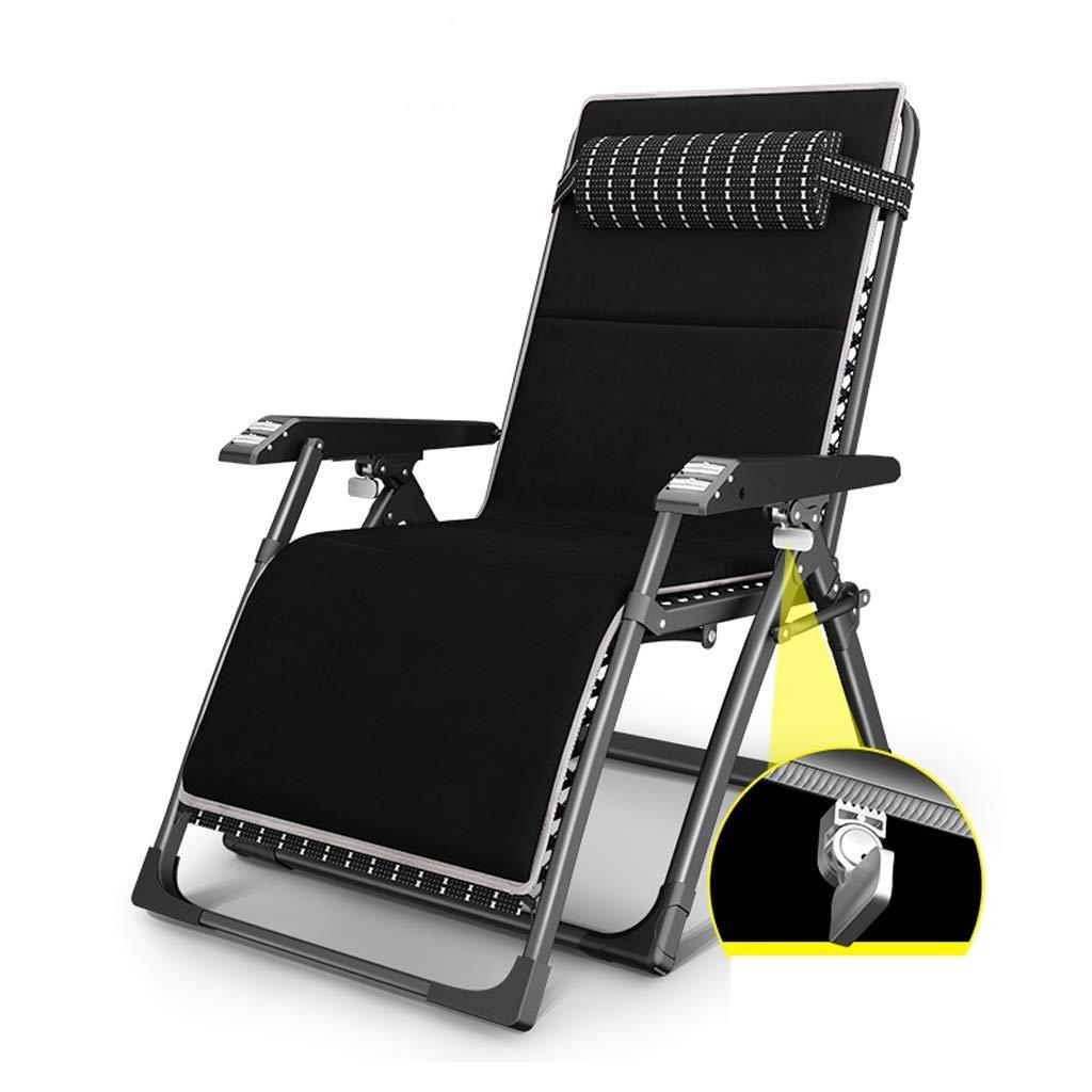 折りたたみデッキチェア背もたれアームチェアビーチサンラウンジャー多機能折りたたみチェアガーデンチェアレストチェア妊娠中の女性リクライニングチェアキャンプチェア,B B07SMNCFK9 B