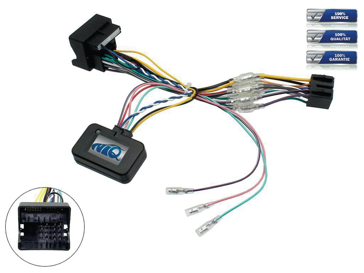 CAN-BUS Adapter for Ford C-Max/Fiesta/Focus/Galaxy/Kuga