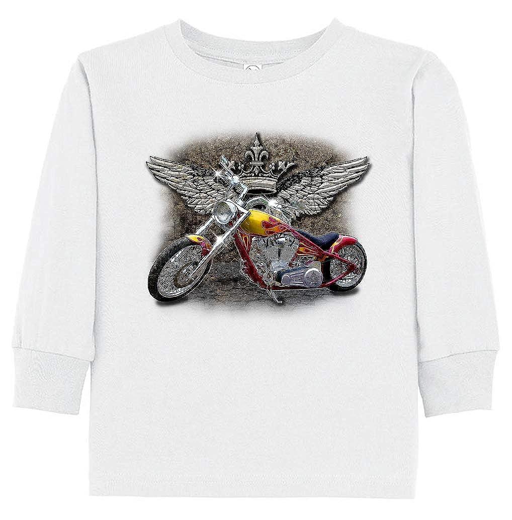 Tenacitee Babys Crown Glory Chopper Shirt